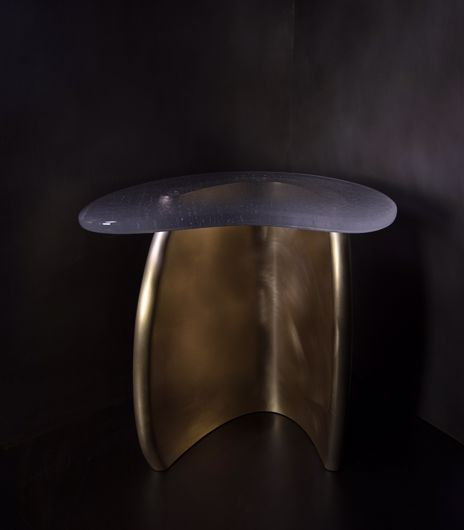 Picture of TIDAL SIDE TABLE