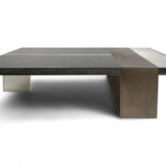 Picture of STRAP DESI COFFEE TABLE
