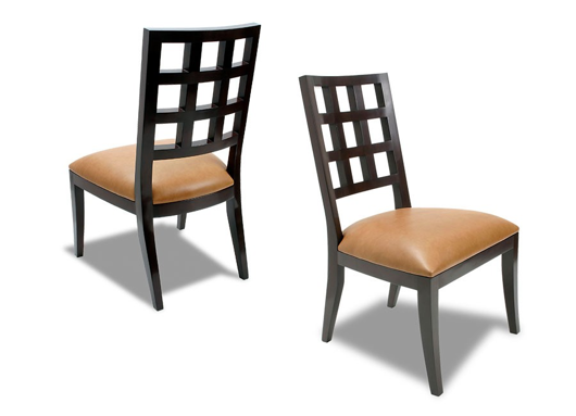 Picture of GRID DINING CHAIR