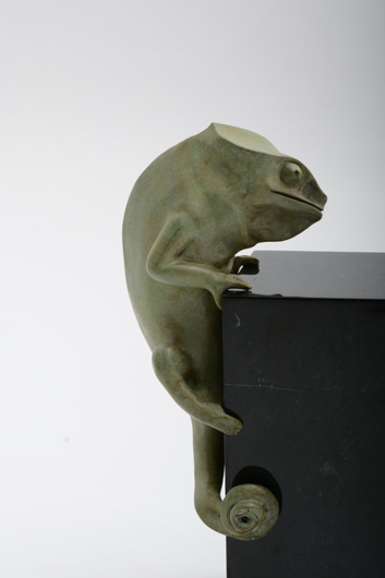 Picture of CHAMELEON SCULPTURE