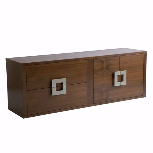 Picture of DR-129B WITH 2 DEEP DRAWERS & ONE CUPBOARD (2 DOORS)